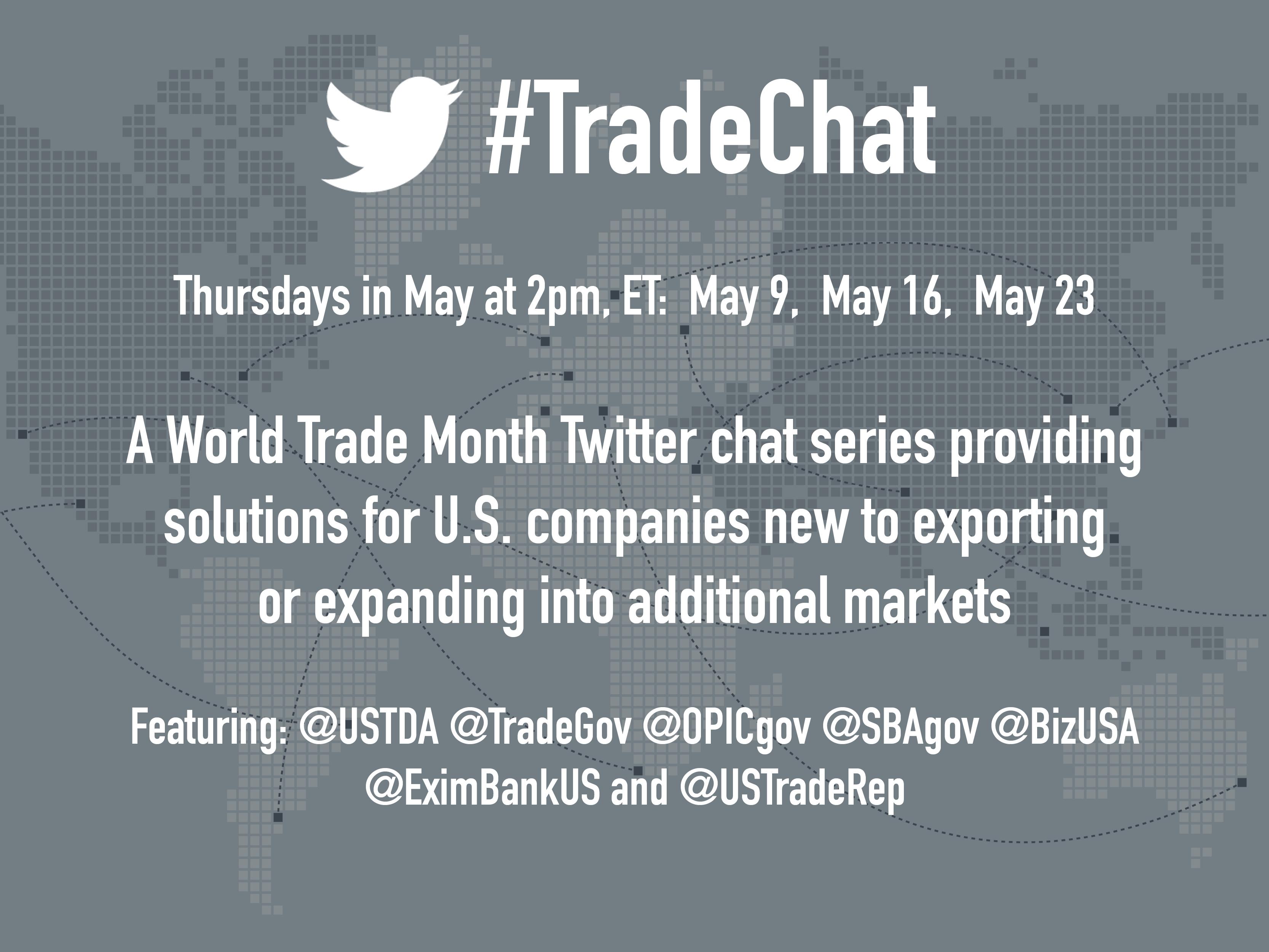 #TradeChat