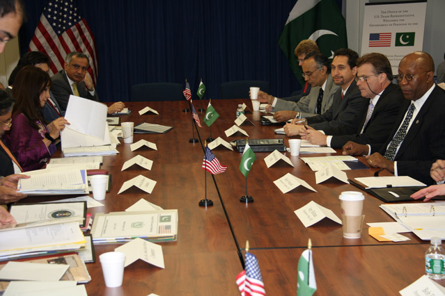 Pakistan Trade Meeting