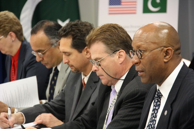 Pakistan Trade Meeting(Amb Ron Kirk)