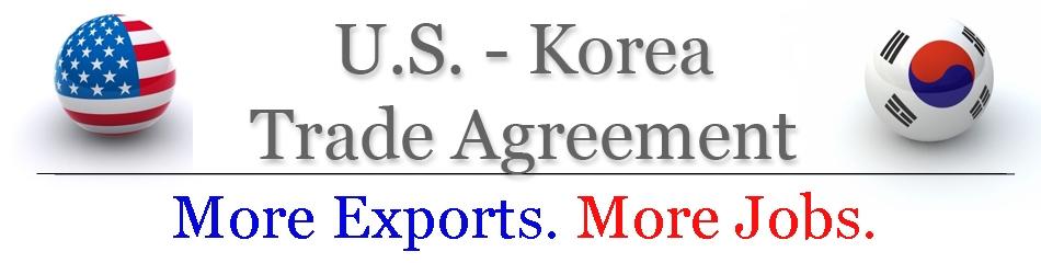 Us South Korea Trade Agreement United States Trade Representative
