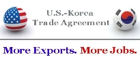 U.S.-South Korea Trade Agreement Logo