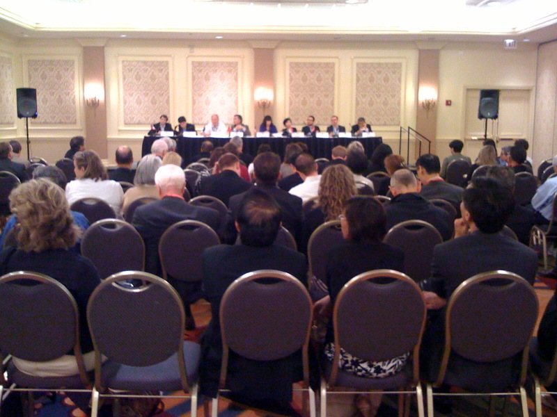 TPP Chief Negotiators brief stakeholders in Chicago, IL